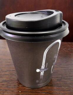 Kohvitops kaanega