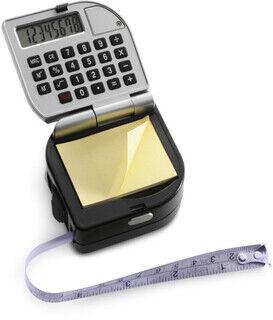 Mõõdulint kalkulaatoriga 3m