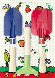 Garden tool setti for children.