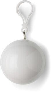 PVC Ponchod in a plastic ball