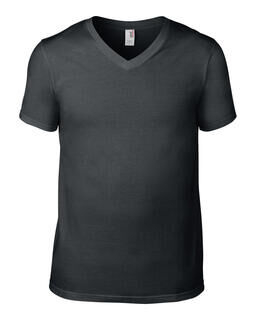 Adult Fashion V-Neck Tee 4. picture