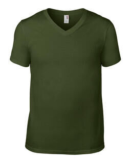Adult Fashion V-Neck Tee 10. picture