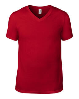 Adult Fashion V-Neck Tee 8. picture