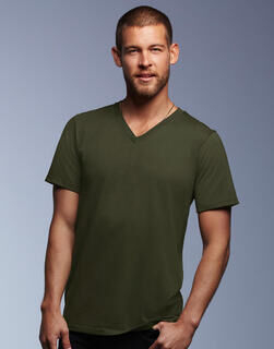 Adult Fashion V-Neck Tee 13. picture