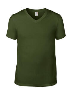 Adult Fashion V-Neck Tee 23. picture