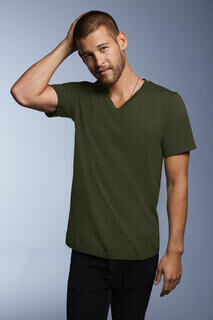 Adult Fashion V-Neck Tee 11. picture