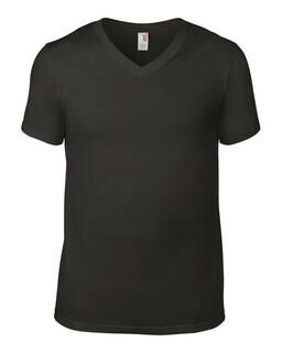 Adult Fashion V-Neck Tee 5. picture