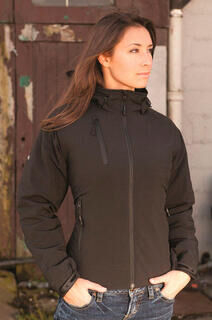 Lady DiscoveryThermal Hooded Jacket