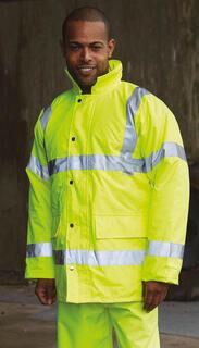 Hi-Vis Contractor Jacket