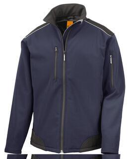 Ripstop Soft Shell Work Jacket
