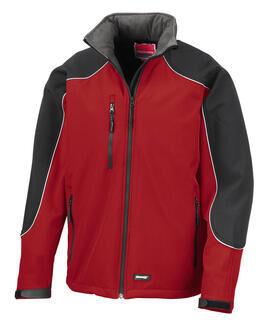 Ice Fell Hooded Softshell Jacket 4. pilt