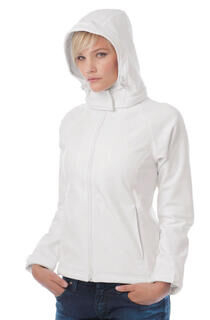 Hooded Softshell Lady
