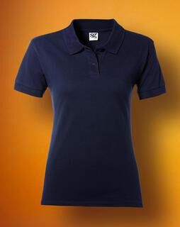 Ladies` Cotton Polo