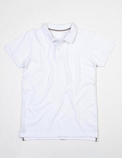 Mens Superstar Polo Shirt