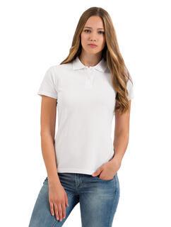 Ladies` Piqué Polo Shirt