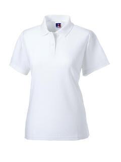 Ladies Polo Poly-Cotton Blend