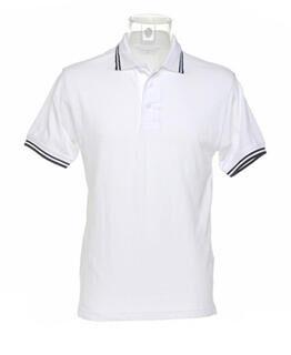 Tipped Piqué Poloshirt