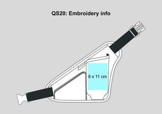 Teamwear Hydro Belt Bag