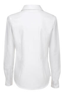 Ladies` Oxford Long Sleeve Shirt