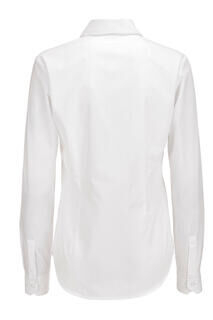 Ladies` Smart Long Sleeve Poplin Shirt
