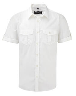 Men`s Roll Sleeve Shirt