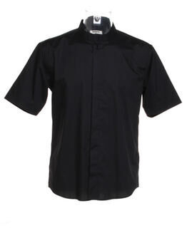 Bargear Bar Shirt Mandarin Collar