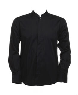 Bargear Shirt Mandarin Collar LS