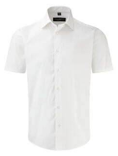 Tailored Shortsleeve Shirt