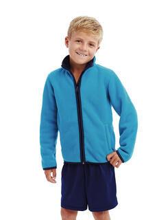 Active Teddy Fleece Jacket Kids