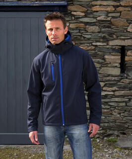 TX Performance Hooded Softshell Jacket 5. pilt