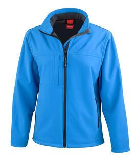 Ladies Classic Softshell Jacket 6. pilt