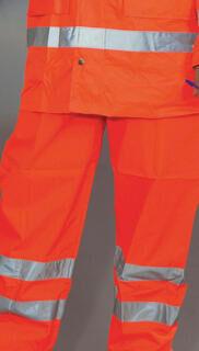 Over Trousers Orange