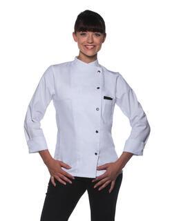 Ladies Chef Jacket Larissa