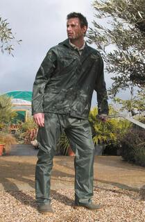 Weatherguard Schlechtwetter-Anzug