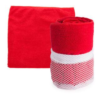 Sportimiseks mikrofiibrist rätik