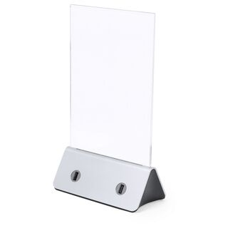 Display stand with power bank 10000 mAh